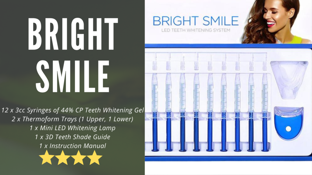 Bright Smile by modern merch reviews