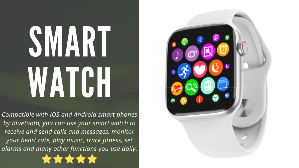 Modern Merch smartwatch reviews